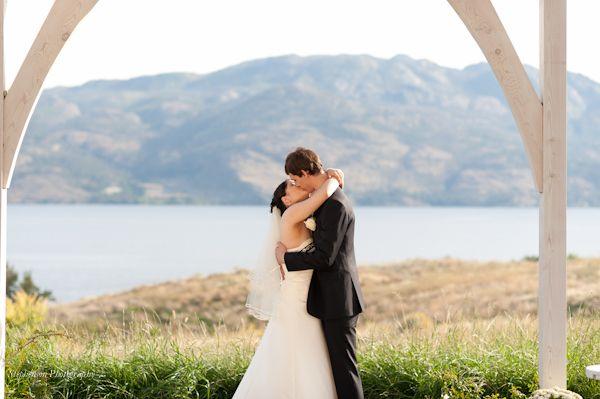 Beautiful Okanagan Lakeview Wedding
