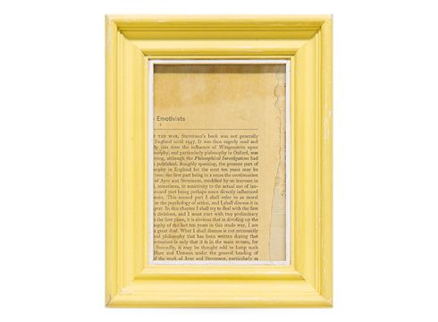 Frame No.158 -Off Yellow-