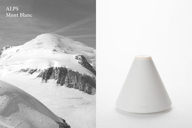 Volcano / Humidifier on Behance