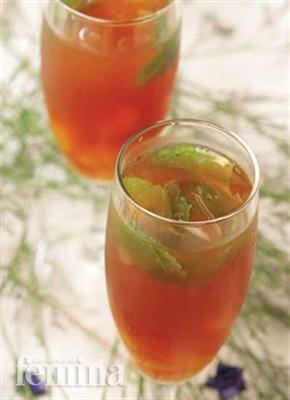 Femina.co.id: HOLIDAY MINT TEA #resep