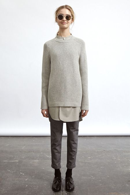 Steven Alan | Fall 2014 Ready-to-Wear Collection | Style.com [Photo: Courtesy of Steven Alan]