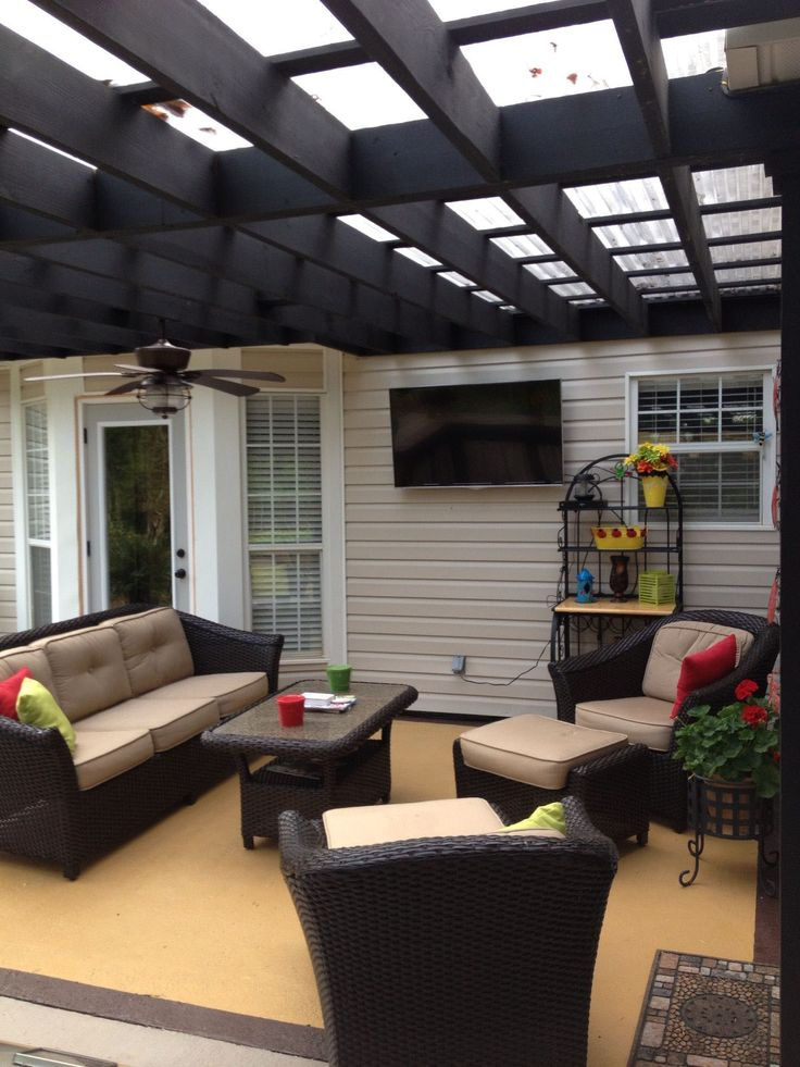 Surprising small uncovered patio ideas you'll love (With ... on Uncovered Patio Ideas id=91323