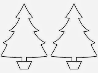 Faça enfeites de feltro para a árvore de Natal, imprima o molde, recorte o feltro e decore com miçangas e lantejoulas.  Veja os mode...