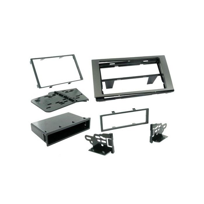 Connects2 CT24FD38 Ford Transit double Din Facia Kit  - Car Audio Centre