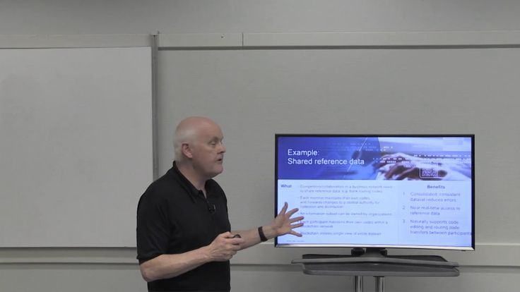 Consensus: Shared Reference Data Example -- #Blockchain for Business https://www.youtube.com/watch?v=9dh5kIQCcYA
