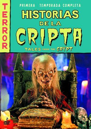 Historias de la cripta (1989-1996) EEUU - DVD SERIES 176