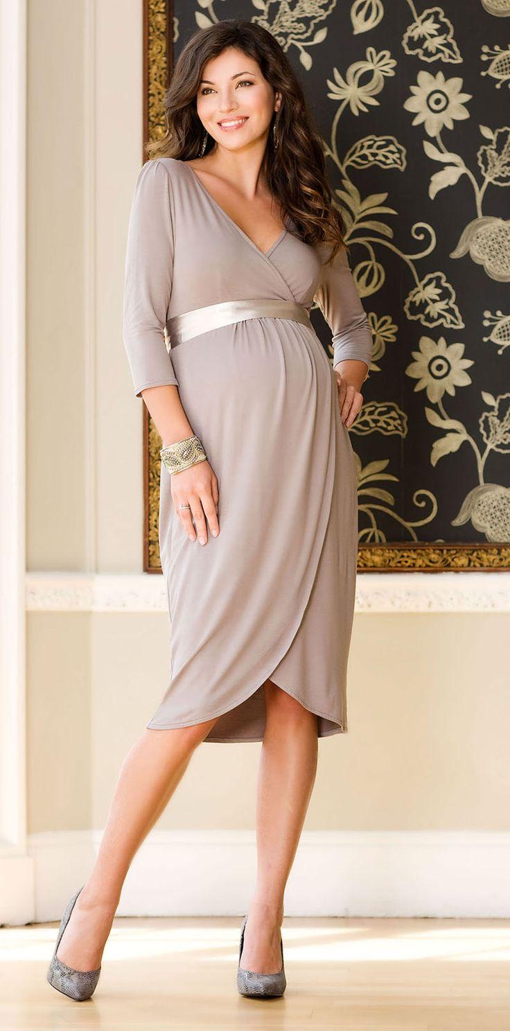 Платья для беременных: 20 лучших фасонов
