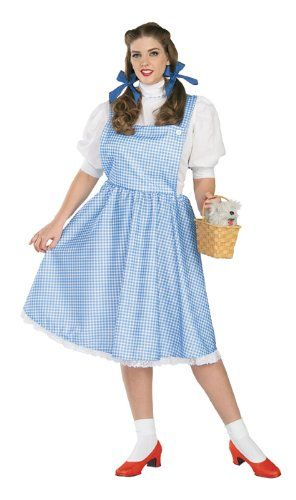 The 25+ best Wizard of oz dorothy costume ideas on Pinterest ...