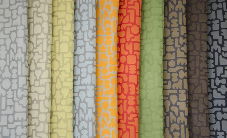 22 best images about luna collections on pinterest - Luna textil ...