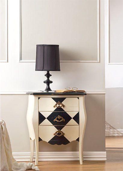 decoracion lampara vintage 5