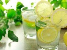 10 beneficios increíbles de beber agua con limon todas las mañana
