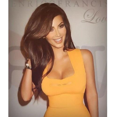 #kardashian Kim. Hot!