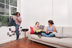 Have you ever considered a house or flat share but don't know what's involved or how to pick housemates? Here's how to create a caring, sharing share home.