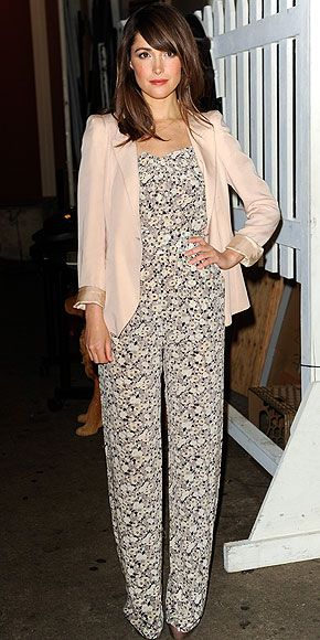 Rose Byrne can definitely rock a jumpsuit