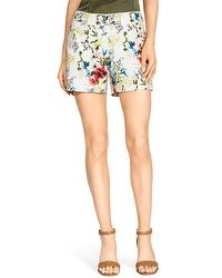 Tropical Print Shorts #whbm
