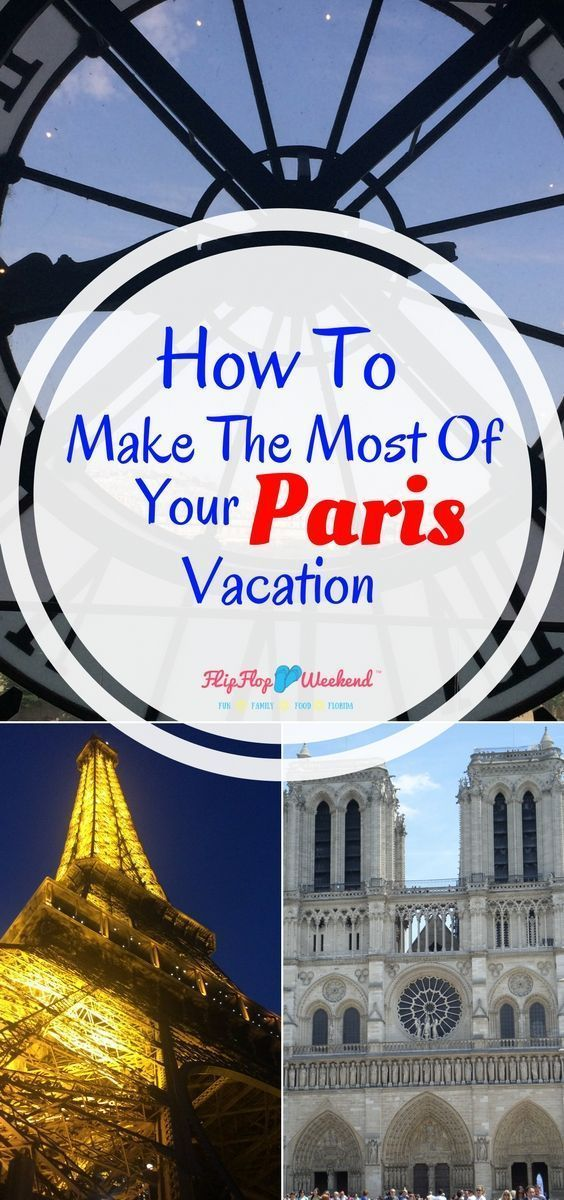 Planning a getaway to Paris, France? Make the most of your European adventure with these 8 travel tips that we learned from our most recent personal experience. Bon Voyage! #paris #travel