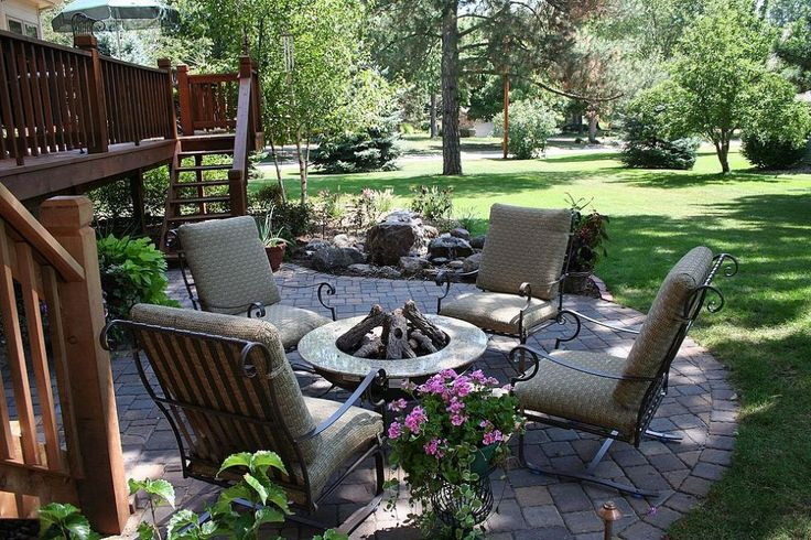 Backyard Retreats Ideas : Backyard retreat, Fire pits and Water features on Pinterest