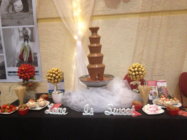 bjs dlites catering 81 cm chocolate Fountain