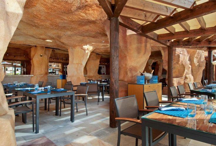 Aquarela Restaurant at the Hilton Vilamoura As Cascatas, Portugal
