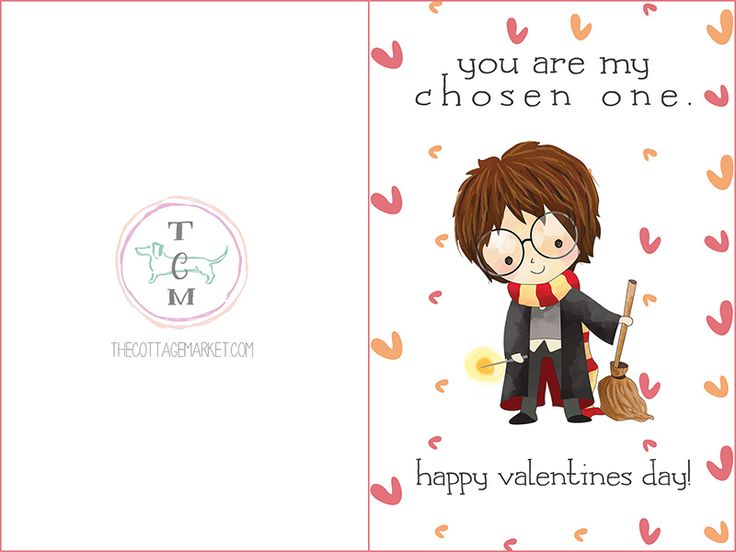 Unique Free Printable Harry Potter Ideas On Pinterest Harry - Hilarious harry potter valentines cards perfect special wizard life