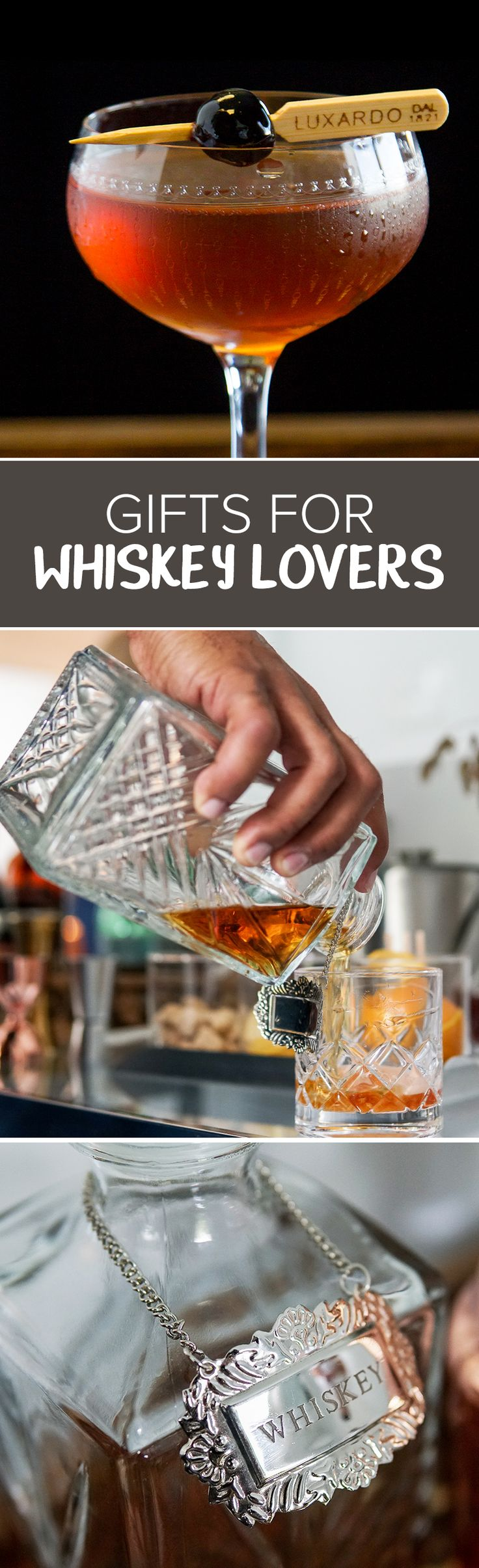 If you're in search of a perfect gift for someone who loves nothing so much as a delicious dram of fine scotch or whiskey, we've got you covered. We've got tons of whiskey gifts that can help make the sipping experience even more enjoyable.
