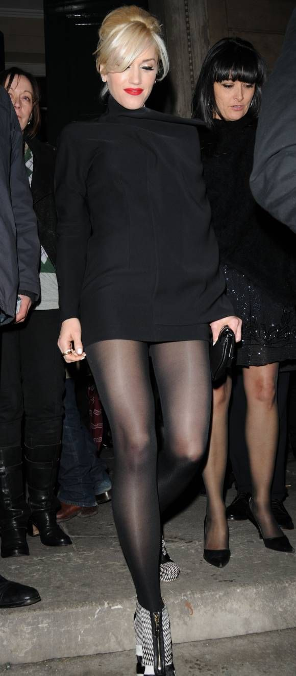 Gwen Stefani's Rock Steady Style Evolution For nylons like these visitwww.pearl-poseidon.com
