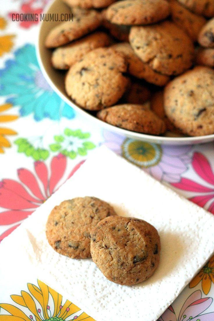 Biscuits aux jaunes d'oeufs
