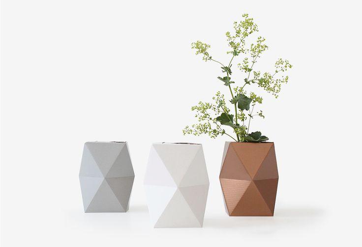 Cow&Co Low Vase by Snug Online
