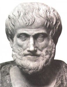 Aristotle / Αριστοτέλης ~ (born 384 bce in Stagira) ~ Greek philosopher and scientist, one of the greatest intellectual figures of Western history. He was the author of a philosophical and scientific system that became the framework and vehicle for both Christian Scholasticism and medieval Islamic philosophy.