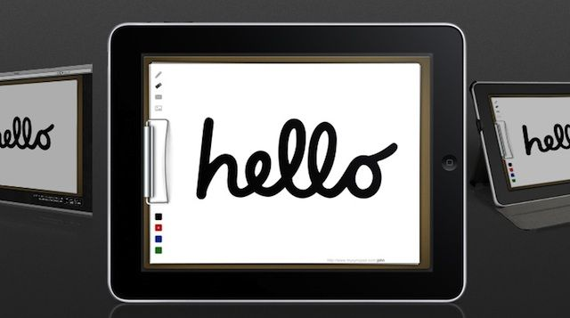 How To Use Your iPad As A Digital Whiteboard