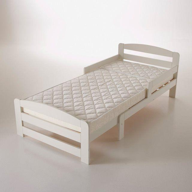 17 meilleures id es propos de lit volutif sur pinterest literie pour b b - Matelas pour lit evolutif ...