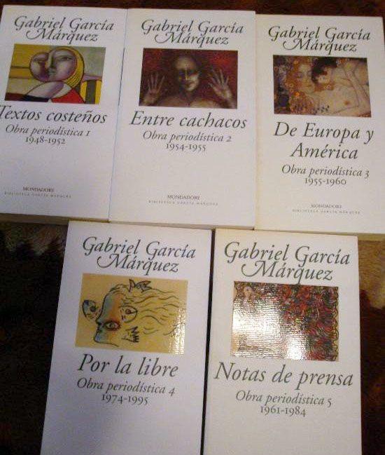 Las lecciones que García Márquez nos deja a los periodistas   De Papel a Digital