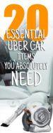 uber car items