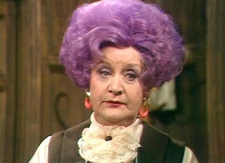 """The Great Mollie Sugden - """"I am unanimous in that!"""""""