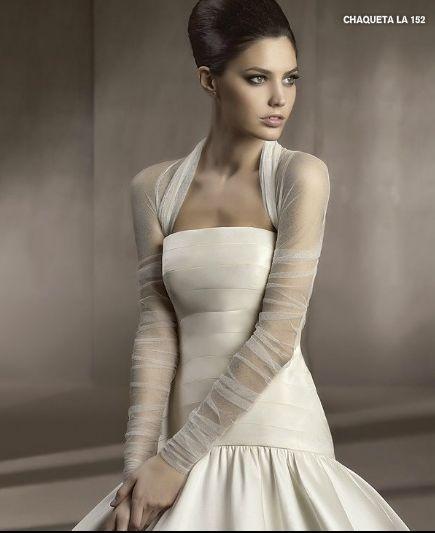 le sposa de gio bridal gowns | Fotogallery: Abiti da sposa invernali più di tendenza del 2013