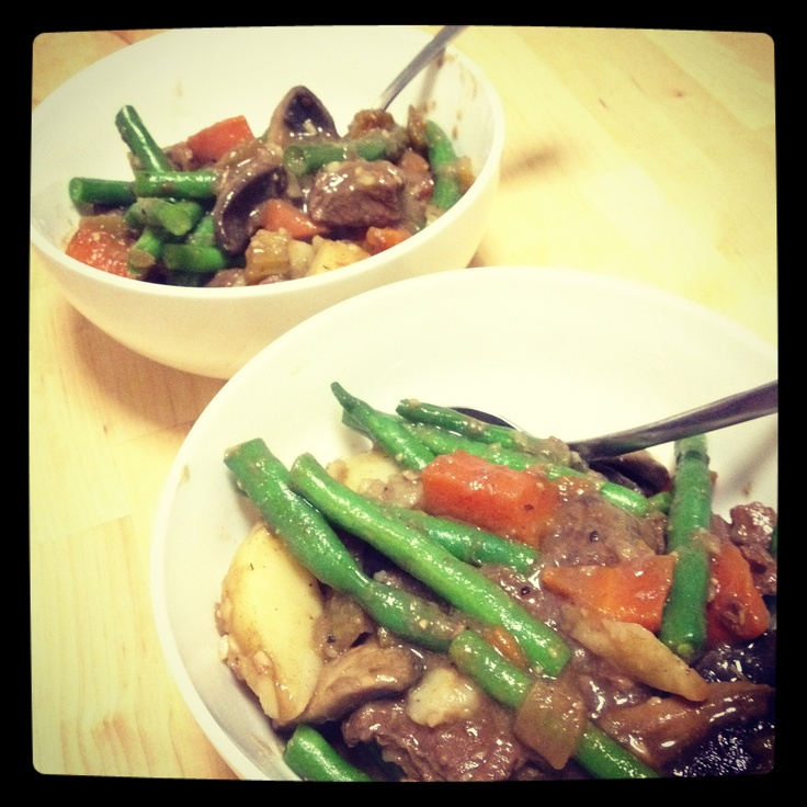 12WBT beef and red wine stew from Michelle Bridges