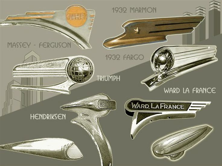 Just A Car Guy Hood Ornament Identification Guide If It