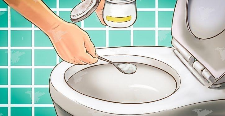 Les toilettes sentent toujours bon et restent propres. Tout ce qu'il vous faut, c'est ça