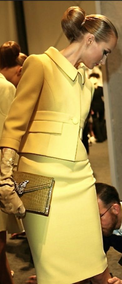 Valentino women's suit. I wish the jacket were longer.