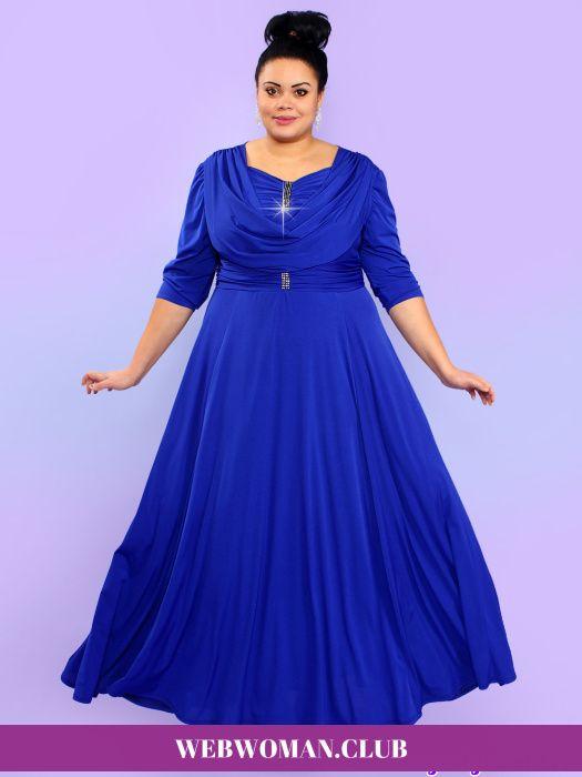 Вечернее платье Антуанетта Magesty Вечерние и выходные платья для полных женщин. Вечернее платье Антуанетта Magesty