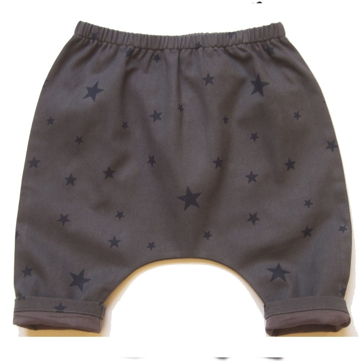 Baby Trouser Star - Jungle