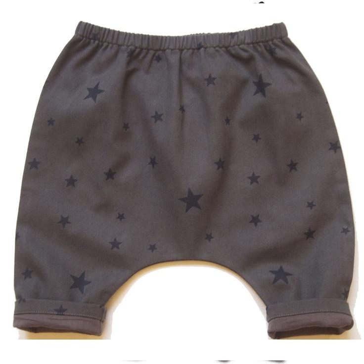 Baby Trouser Star - Jungle