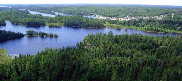 Lake Temagami in Ontario, Canada ...where I spent my summers growing up
