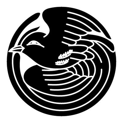 白鳳の丸紋 PHOENIX