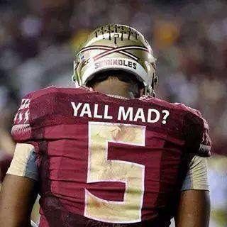 Yep, they mad!!!