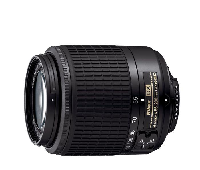 [Nikon Store] Lente Nikkor AF-S 55-200mm f/4-5.6G ED R$564,00 (e alguns outros itens...)