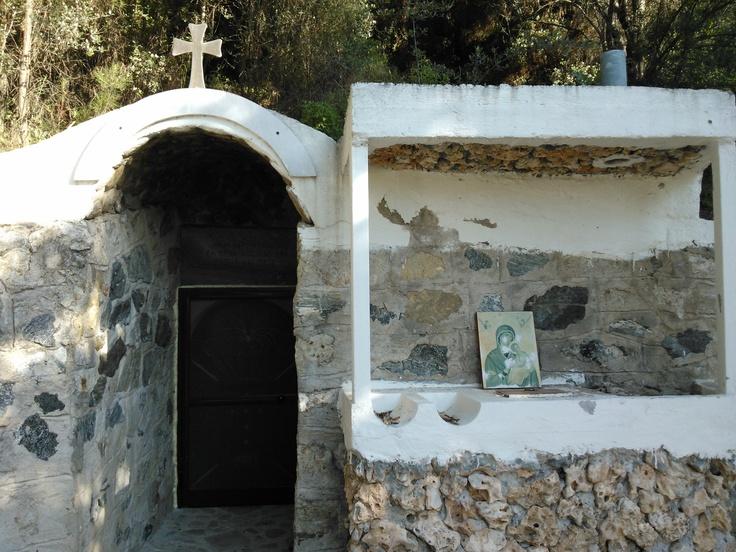 Asprovalta, Greece, St. Lidia Monastery