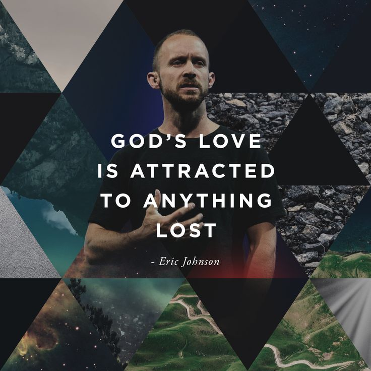 """God's love is attracted to anything lost."" - Eric Johnson // Heaven Come Conference in Los Angeles, May 25-27th, 2016 // bethelmusic.com/heavencome"