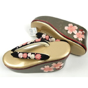 Zori - Japanese sandals, to put on when you wear Kimono