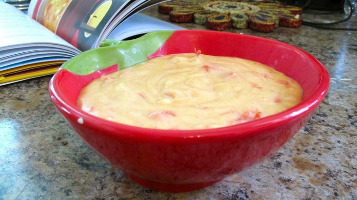 """Farmhouse Cheddar and Tomato Fondue by Diana Morgan from """"Delicious ..."""